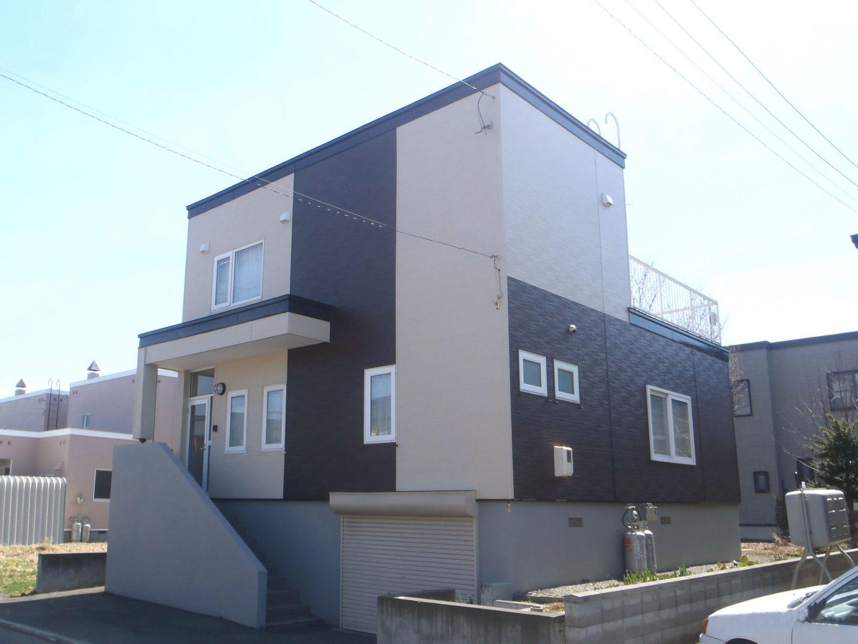 外壁リフォーム(札幌市北区:Y様邸) - アフター
