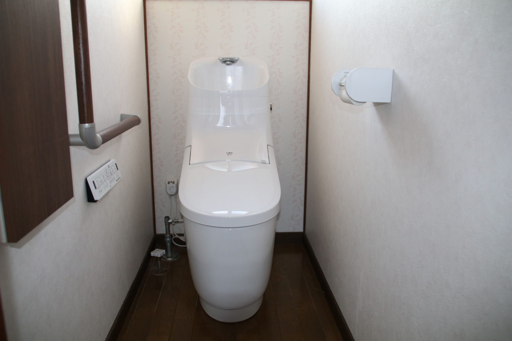 トイレ(札幌市豊平区西岡I様邸) - アフター
